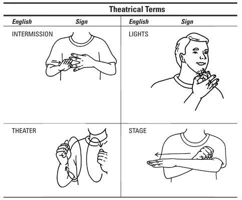 ���� - ASL: Wie Anmeldung zu Going für kulturelle Veranstaltungen