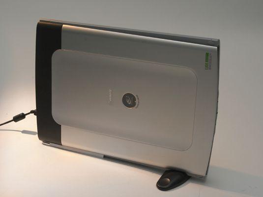 Eine vertikale Scanner können Sie das Beste aus den begrenzten Raum zu machen helfen.