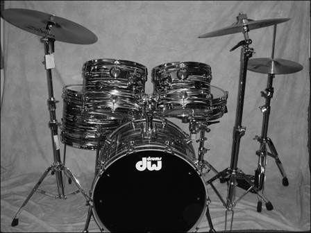 ���� - Dekonstruktion des Drumset