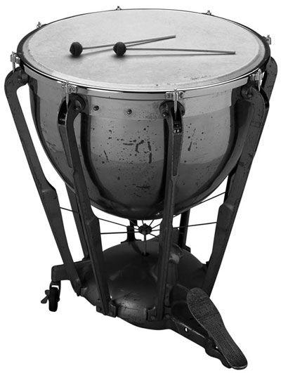 ���� - Die Entdeckung der Pauken Drum in der Klassischen Musik