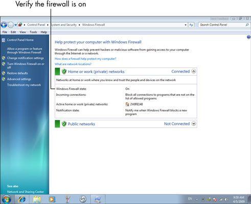 ���� - Für Senioren: Wie Sie die Microsoft Windows-Firewall zu aktivieren