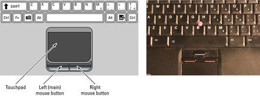 ���� - Für Senioren: Wie Sie das Touchpad verwenden, Ihren Laptop-Built-In-Maus