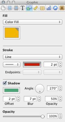 ���� - Wie Farben auf Objekte in iBooks Autor bewerben