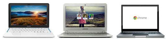 ���� - Wie wählt man ein Chromebook