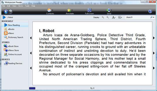 ���� - So erstellen Sie E-Book-Dateien mit Mobipocket