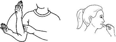 ���� - Wie man Diskutieren Mahlzeiten mit American Sign Language