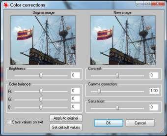 ���� - Wie die Bildfarben mit Irfanview für HTML5 und CSS3 Programmierung zur Verbesserung der