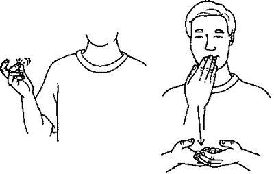 ���� - Wie man Express Adjektive und Adverbien in American Sign Language