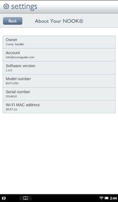 ���� - Wie Fix NOOK Tablet Wireless-Probleme