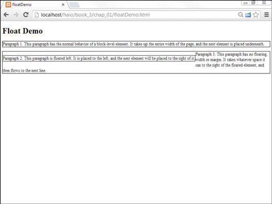 ���� - Wie man Float eine Ziffer für HTML5 und CSS3 Programmierung