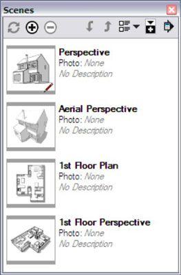 ���� - Wie man SketchUp Modellansichten in LayOut Dokumente enthalten