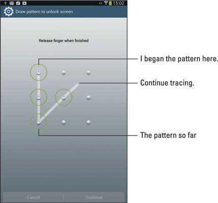 ���� - Wie zu Android Tablet-Sicherheit verwalten