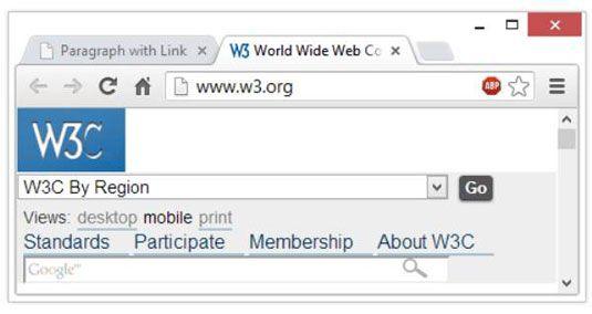 ���� - Planer Links in einem neuen Fenster oder Tabs zu öffnen mit HTML5