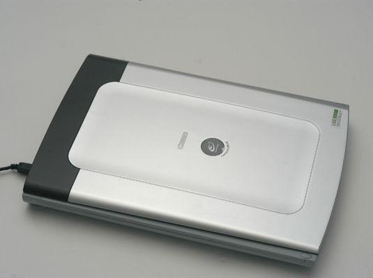 Flachbettscanner arbeiten wie Kopiergeräten.