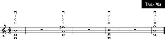 ���� - Wie Drei- und Vierklänge auf der Geige zu spielen