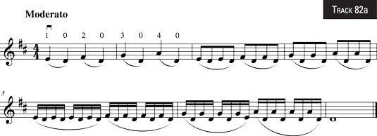 ���� - Wie spielt man Triller auf der Violine