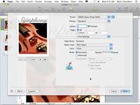 ���� - Wie ein Mac Snow Leopard Pages Dokument zu drucken