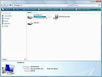���� - Wie auf einem externen Speicher von Ihrem PC entfernen