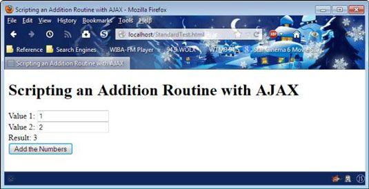 ���� - Wie Abrufen Ergebnisse von Ajax-Aufrufe mit javascript
