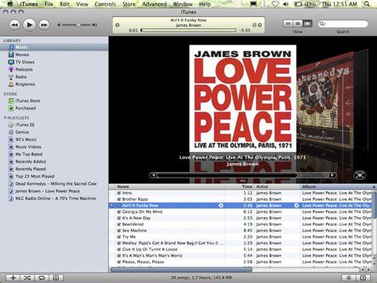���� - Wie Verwenden von iTunes Music Library