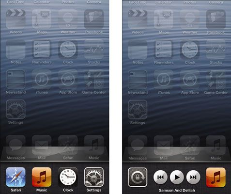 ���� - Wie mehrere iPod Apps gleichzeitig zu nutzen