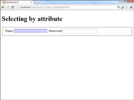 ���� - Wie Verwenden von New CSS3 Selectors