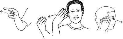 ���� - Wie Tenses in der amerikanischen Gebärdensprache verwenden