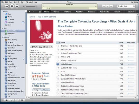 ���� - Wie Sie die iTunes-Suchfunktion verwenden