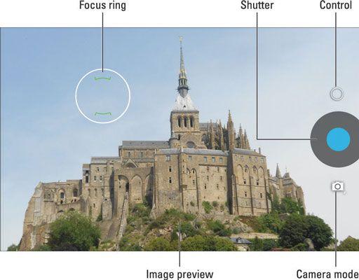���� - Wie das Nexus 7 Tablet 's-Kamera App verwenden