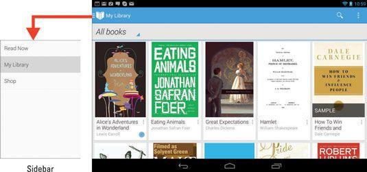 ���� - Wie Sie Ihr Nexus 7 Tablet als eBook Reader verwenden