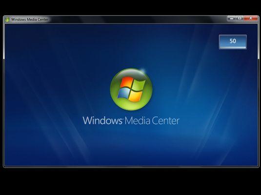 ���� - Wie ein Internet-TV-Show mit dem Windows 7 Windows Media Center zu beobachten
