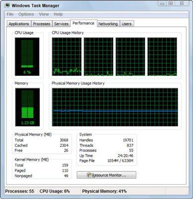 ���� - Ist ein Speicherleck Ursache Ihrer PC Verlangsamung?