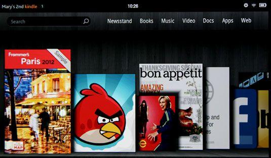 ���� - Kindle Fire Anzeige Angebote Welt der Farben