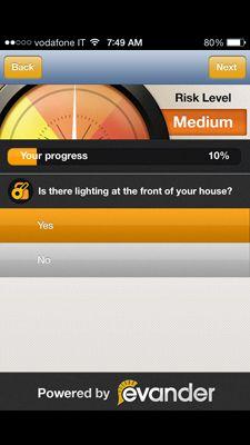 ���� - Verknüpfen Sie Ihr iPhone zu Home Security