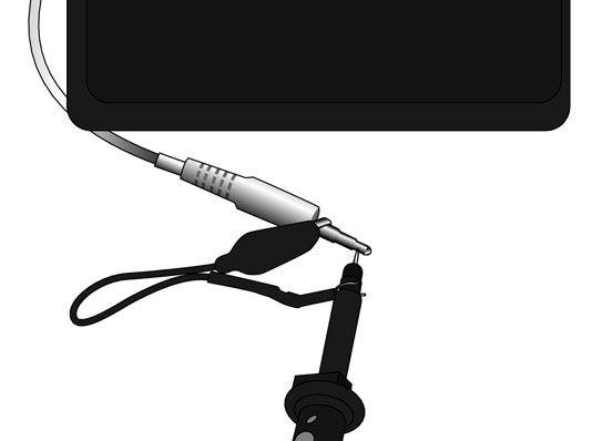 ���� - Messen Elektronische Wellen: Wie Benutzung eines Oszilloskops