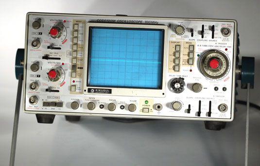 ���� - Messen für elektronische Wellen: Überblick über das Oszilloskop