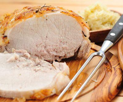 ���� - Paleo Diet Rezept: Slow Cooker Schweinefleisch und Sauerkraut