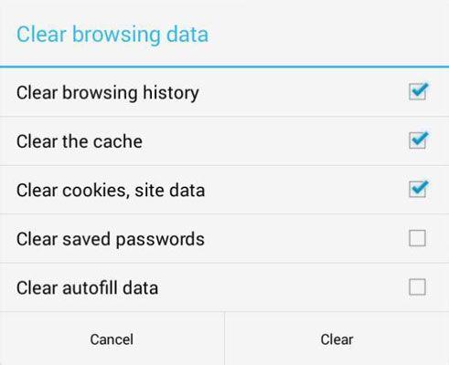 ���� - Datenschutzeinstellungen für Ihre Tab 4 Nooks Browser