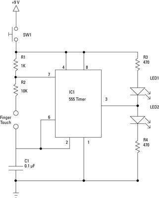 ���� - Prototype eine elektronische Coin-Toss Prep: Specs, Ersatzteile und Werkzeuge