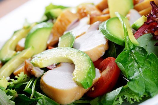 ���� - Rezepte für Salate mit Chia-Samen