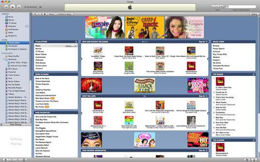 ���� - Suchen iTunes, ohne den Genius Sidebar