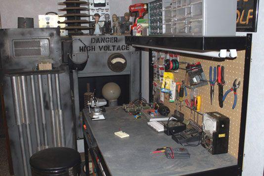 ���� - Set Up Your Electronics Lab