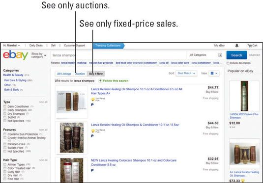 ���� - Specialized eBay Kategorien