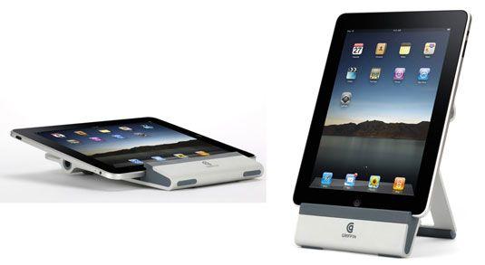 ���� - Stand Up Ihr iPad mit Griffin A-Frame