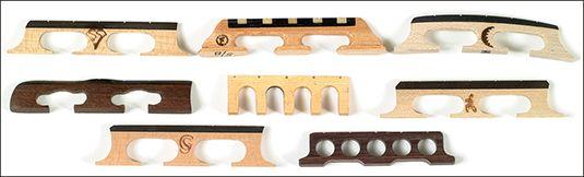 ���� - Auslagerung von Brücken und Banjo Heads für besseren Klang