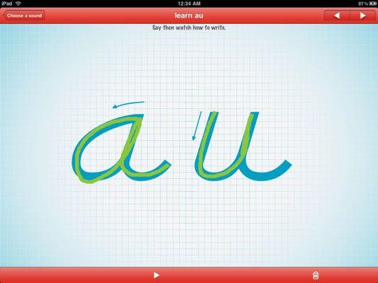 ���� - Bringen Sie Ihren Kindern mit der abc PocketPhonics App für das iPad zu lesen