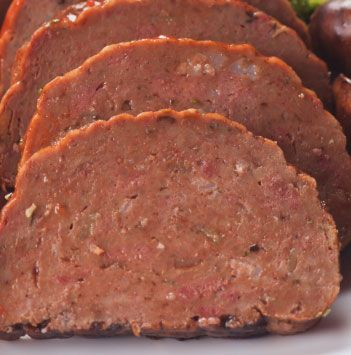 ���� - Tex-Mex Meatloaf Rezept