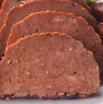 ���� - Tex-Mex Meatloaf Rezept