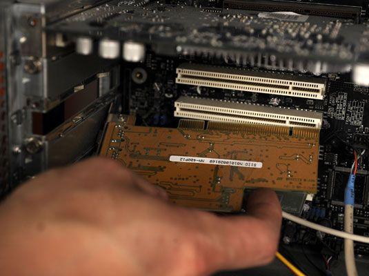 ���� - Die Arten von PC-Erweiterungssteckplätze