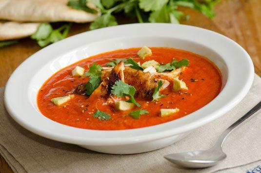 ���� - Tortilla Soup Rezept